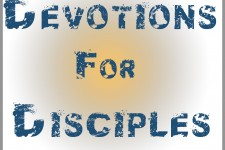 Devotions for Disciples